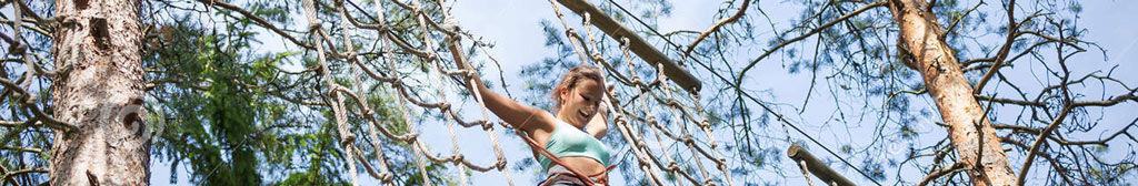 Rope adventure photo